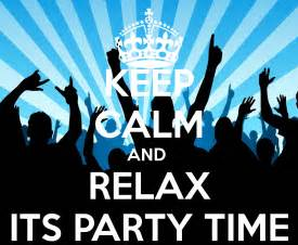 Image result for its party time