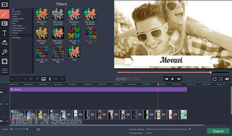 Movavi Video Editor 12.5.0 Download for Windows ...