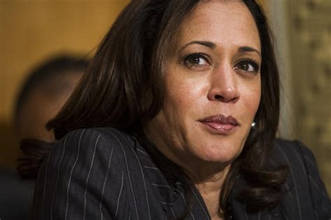 Kamala Harris was the only senator to grill DHS nominee on