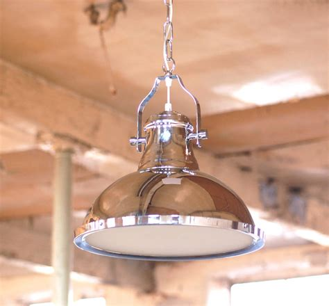 Warehouse Industrial Ceiling Pendant Light By Made With