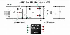 Tidm Dc Converter With Maximum Power Point Tracking  Mppt