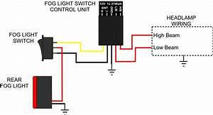 Rear Fog Light Wiring Diagram Controller
