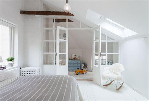 cloison separation chambre s 233 paration avec une cloison vitr 233 e dans une chambre