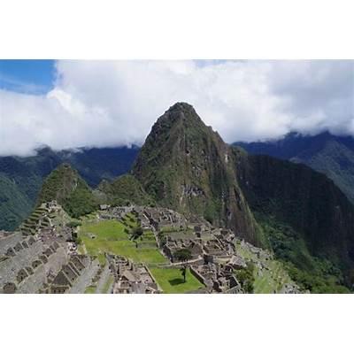 Huayna picchu - Picture of Picchu Machu