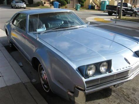 how does a cars engine work 1995 oldsmobile silhouette transmission control purchase used 1966 oldsmobile toronado 425 116 500 miles california car engine needs work in