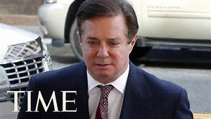 Paul Manafort Convicted Of 8 Counts Of Bank And Tax Fraud ...