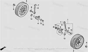 Honda Lawn Mower Parts Hr215 Sxa Vin  Mzam