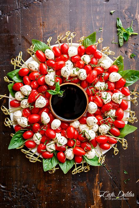 easy christmas party appetizers  recipes