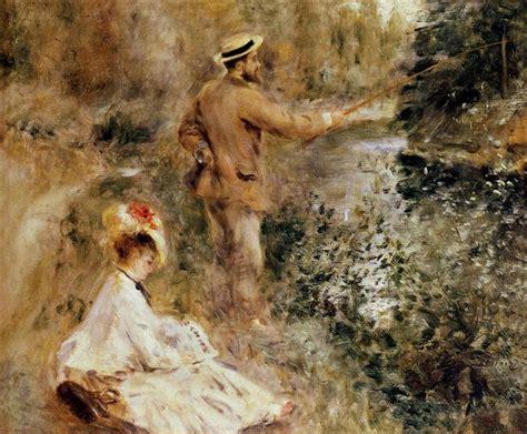 The Fisherman 1874 Pierre Auguste Renoir