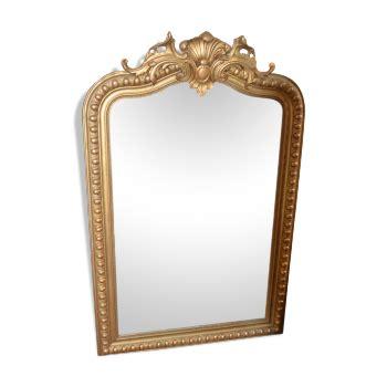 miroir doré ancien miroirs vintage d occasion