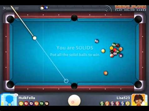 Watch This! A Very Useful Trick In 8 Ball Pool Multiplayer