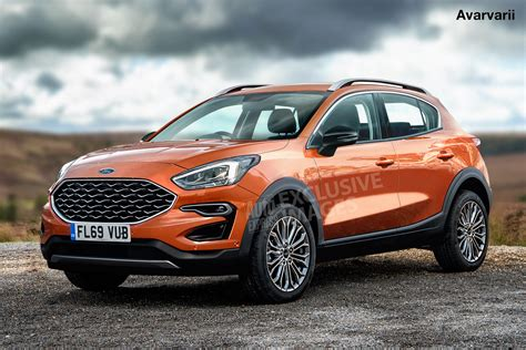 New 2020 Ford Fiesta Suv Ecosport Replacement To Take On