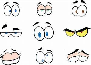 Funny Eyes Cartoon - ClipArt Best