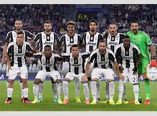 Juventus Roster Players Squad 20172018 Name List And News