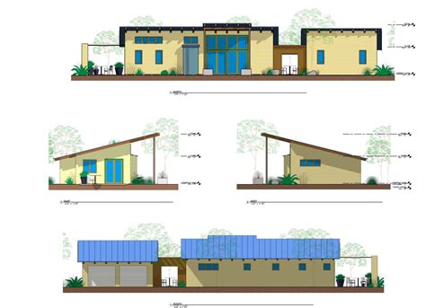 green architecture house plans ojaigreen