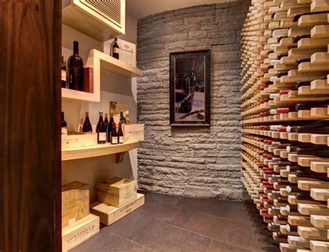 chambrer un vin décoration murale cave a vin