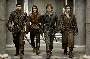 REMINDER - Talk to the Cast and Crew of The Musketeers ...