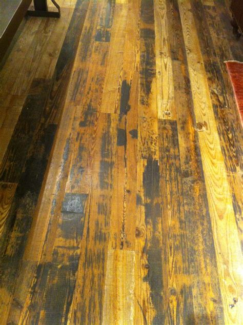 what are the best floor tiles for a kitchen rustic wood floors home living wood 9950