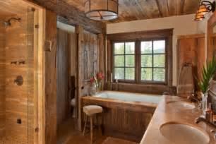 badezimmer aus holz holz im badezimmer landhausstil im bad für entspannende atmosphäre