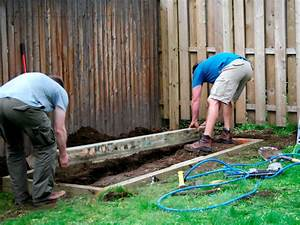 How to Build a Storage Shed for Garden Tools HGTV