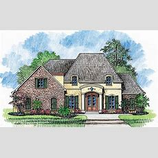 French Country Home Plan With Extras  56334sm