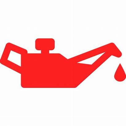 Oil Warning Symbol Clipart Dashboard Dash Lights