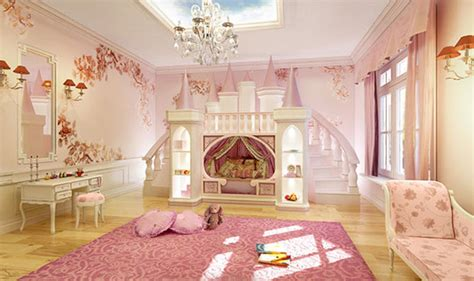 chambre disney princesse 25 chambres de princesses votre fille va adorer