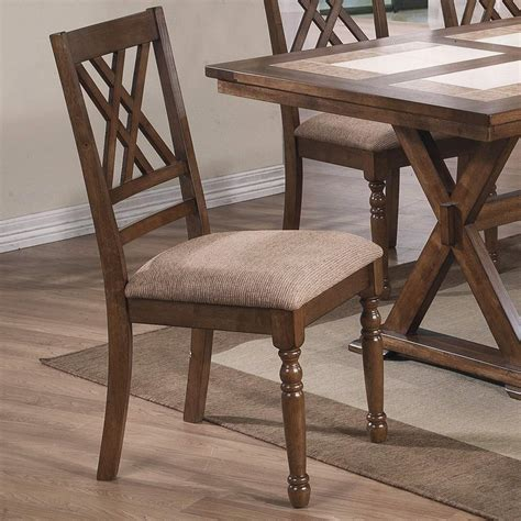 x back dining chair winners only florence x back side chair with 1679