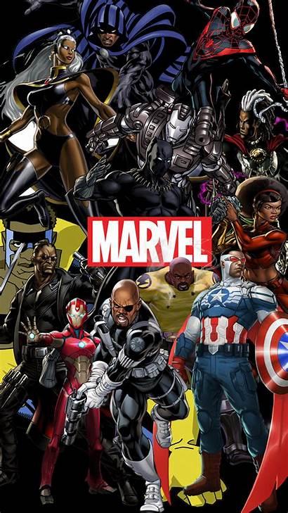 Marvel Superhero Iphone Wallpapers Avengers Comic 4k