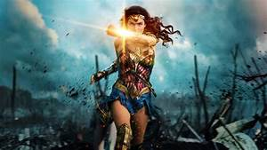 Wonder Woman (2017 Movie) & UHD Forge