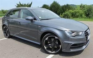 Audi A3 Berline S Line : audi a3 sportback 8v tdi 150 quattro ambition luxe pack s line gris mousson full led audi ~ Medecine-chirurgie-esthetiques.com Avis de Voitures