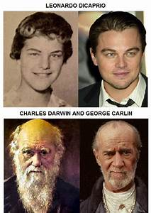 Celebrities And Their Historical Doppelgngers