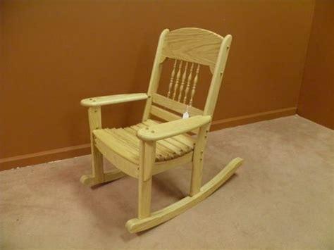 hand  childrens rocking chair  windy woods