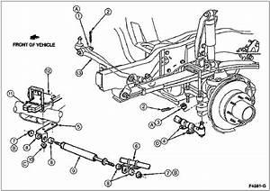 1997 F250 Truck Suspension Diagram