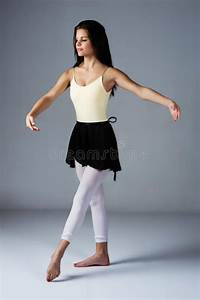 Female modern dancer stock image. Image of beautiful ...
