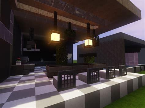 modern kitchen designs minecraft project