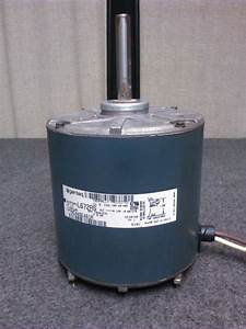 Oem Ge Carrier Bryant Payne Fan Motor 1  2 Hp