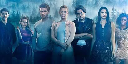 Riverdale Season Poster Cast Screen Banner