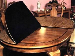 Round table pads for dining room tables furniture design for Protective table pads dining room tables