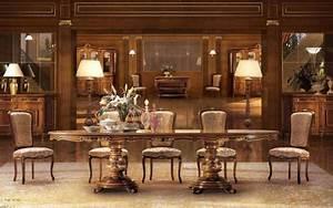 Italienische Möbel Esszimmer : luxus stilm bel ein esstisch und sessel f r ihr esszimmer ~ Lateststills.com Haus und Dekorationen