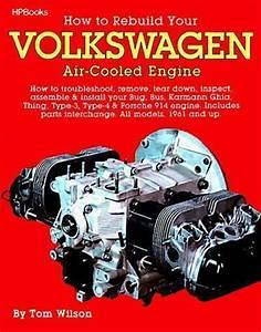 How To Rebuild Your Volkswagen Aircooled Vw Type 1 Type 4
