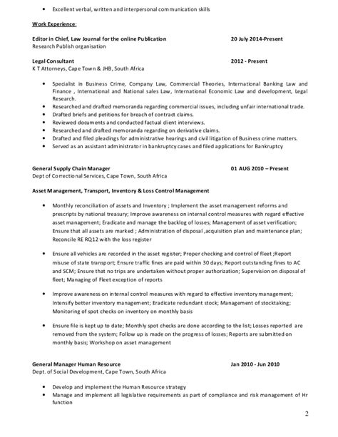 Communication Skills In A Resume by Canadian Resume