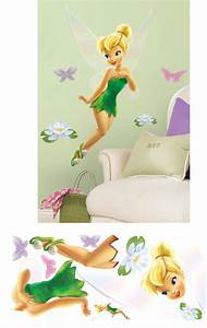 tinkerbell wall decals roselawnlutheran With tinkerbell wall decals