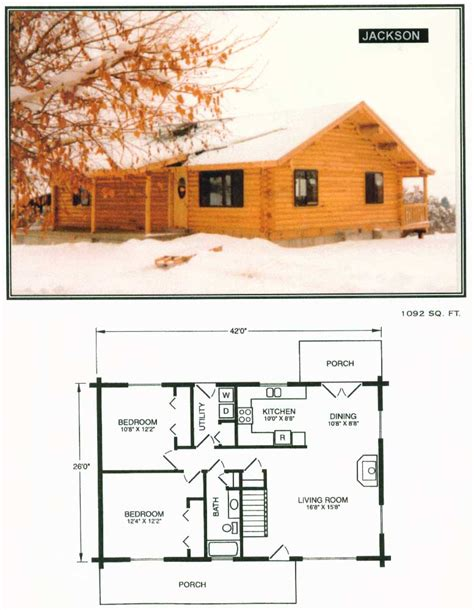 small cabins floor plans river country log homes log home packages