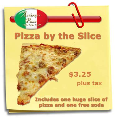anthony's pizza coupon