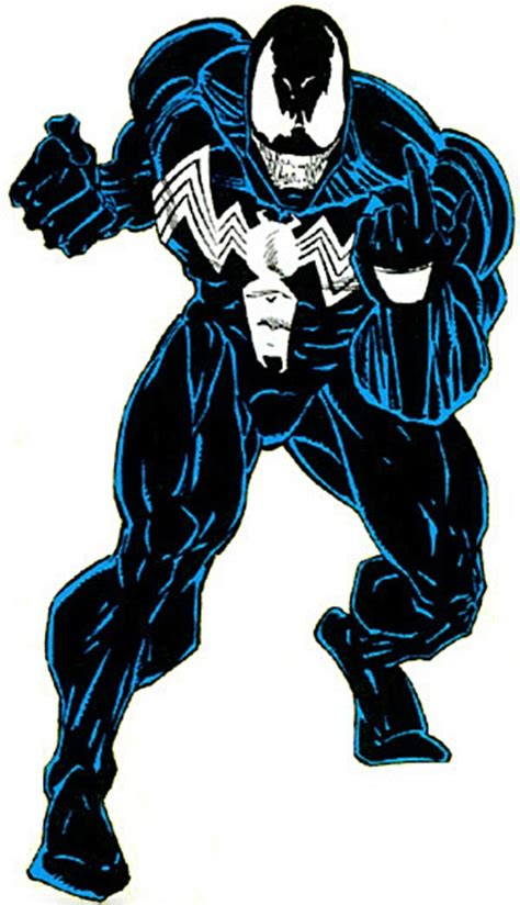 venom marvel comics spider enemy eddie brock
