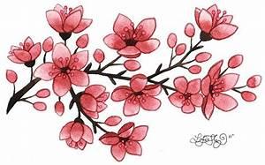 cherry blossom tattoo designs   Lori-Lee Thomas - Fine Art ...