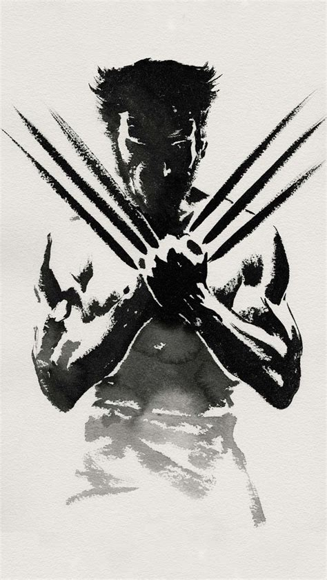 Wolverine Picture  Phone Wallpaper Pinterest