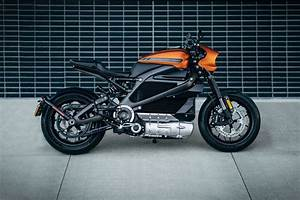 Harley-davidson Debuts Its First Electric Motorcycle  Coming 2019