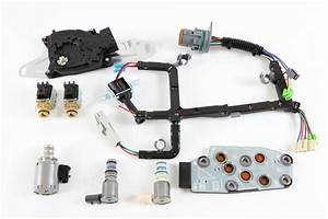 4l60e Solenoid Set Including Wire Harness Mlps 2004